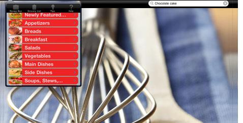 Allergie-frei Kochen mit Cook It-App