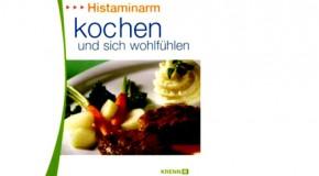 Buchtipp: Histaminarm kochen