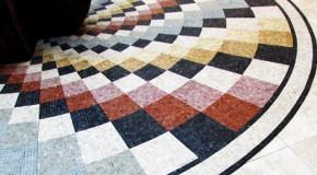 Steinteppich ideal bei Hausstauballergie