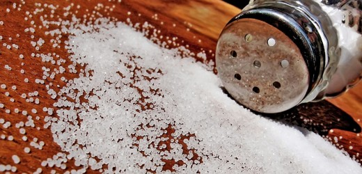 Salz als Hausmittel bei Verschleimung