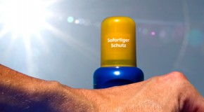 Sonnenschutz bei empfindlicher Haut