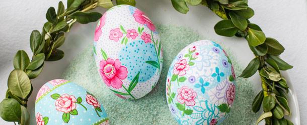 Allergiefreie Ostern
