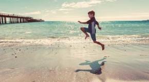 Sonnenschutz für empfindliche Kinderhaut