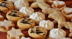 Weihnachtsbäckerei: laktosefrei