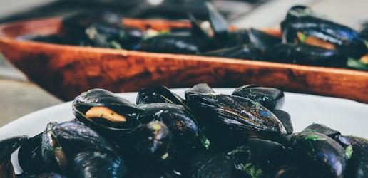 Hausstaubmilbenallergiker: Vorsicht bei Meeresfrüchten