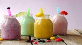 Gesunde und erfrischende Drinks für den Sommer
