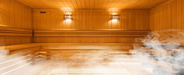 Sauna bei Asthma durchaus geeignet