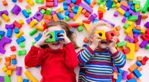 Sicheres Spielzeug für allergische Kinder