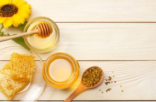 Allergisch auf Honig