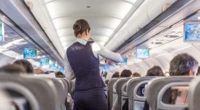 Im Flugzeug gilt Vorsicht bei Asthma