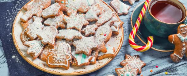 Allergenarme Weihnachtsbäckerei