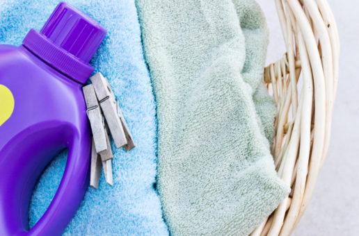 Richtig waschen ohne Rückstände